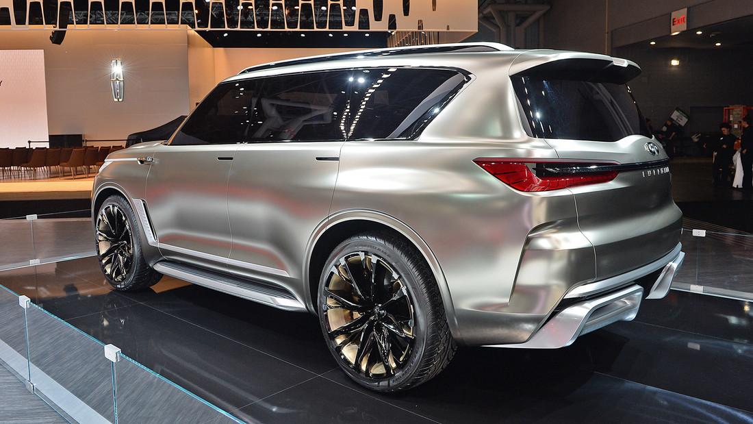Инфинити qx70 2018 года новая модель