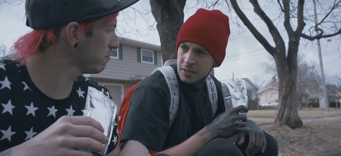 Одежда stressed out