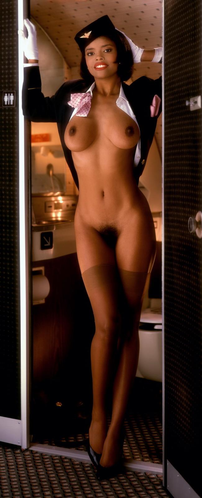 Секси стюардессы в мини юбках с большими сиськами секс фото 28 фотография