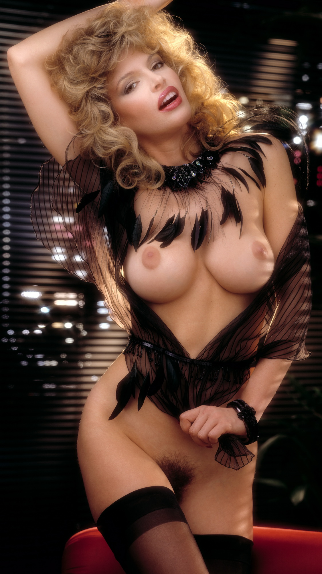 Cindy morgan playboy #4